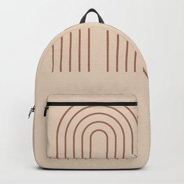 Minimal Geometric 72 Backpack