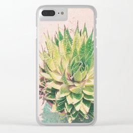 Blaze Clear iPhone Case