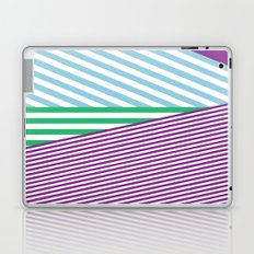 Grape Juice Lines Laptop & iPad Skin