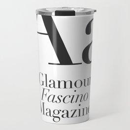 Classificazione: Romani Moderni Travel Mug