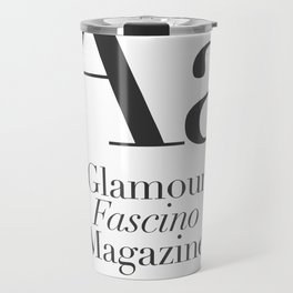 Classificazione: Romani Moderni Travel Mug