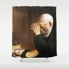 Grace Eric Enstrom Shower Curtain