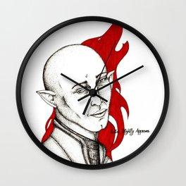 Solas slightly approves Wall Clock