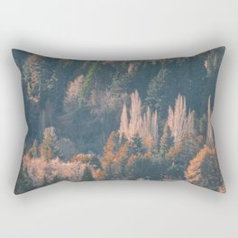Autumn postcards Rectangular Pillow