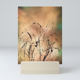Spray Paint and String Mini Art Print