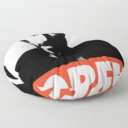 Obey Steve Jobs Floor Pillow