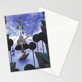 Abstracts of Desire Stationery Cards