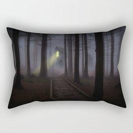 Mistery Rectangular Pillow