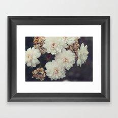 Flowery Bundle Framed Art Print