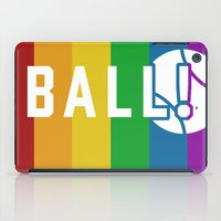 dragon ball iPad Cases featuring BALL! by TheBluPup