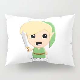 Kokeshi Legend Of Link Pillow Sham