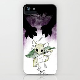 Mouse Warrior iPhone Case