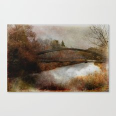 An Autumn Day Canvas Print