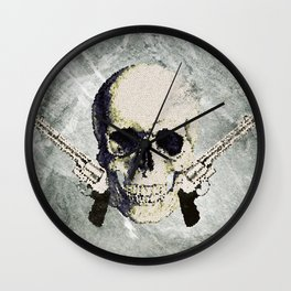 SkulBoy Wall Clock