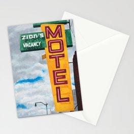 Zion's Motel Stationery Cards