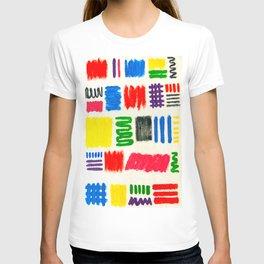 Dribble Scribble T-shirt