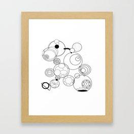 DNA Framed Art Print