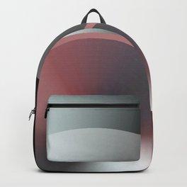 Serene Simple Hub Cap in Red Backpack