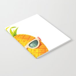 Mrs. Pineapple Notebook