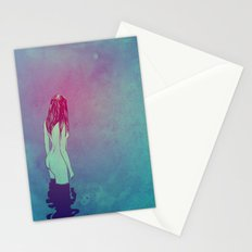 Skinny Dipping Stationery Cards