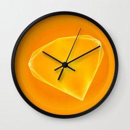 Goldstone Wall Clock