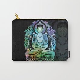 Cosmic Buddha - Cool Carry-All Pouch