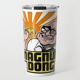 Magnum Dong Travel Mug