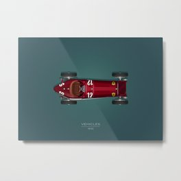 Vehicles / 1932 Metal Print