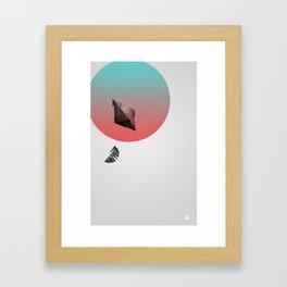 InfraredDiamond Framed Art Print