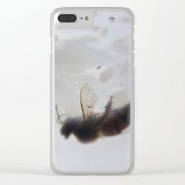 Bee III Clear iPhone Case