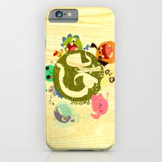 CARE - Love Our Earth iPhone 6s Slim Case