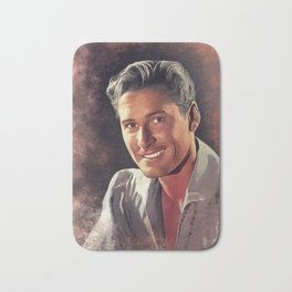 Errol Flynn, Hollywood Legend Bath Mat