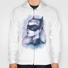 Catwoman Sketch  Hoody