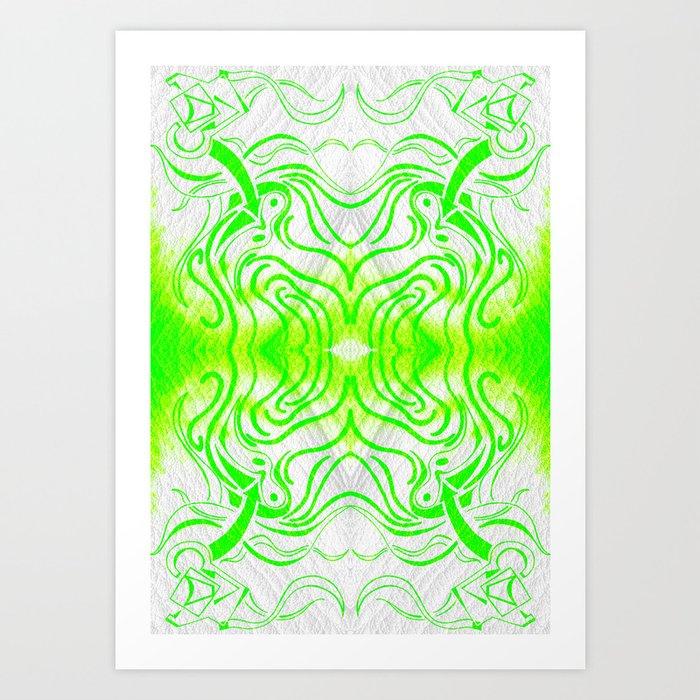Inwardo 1 Art Print