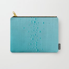 Rising Bubbles Carry-All Pouch
