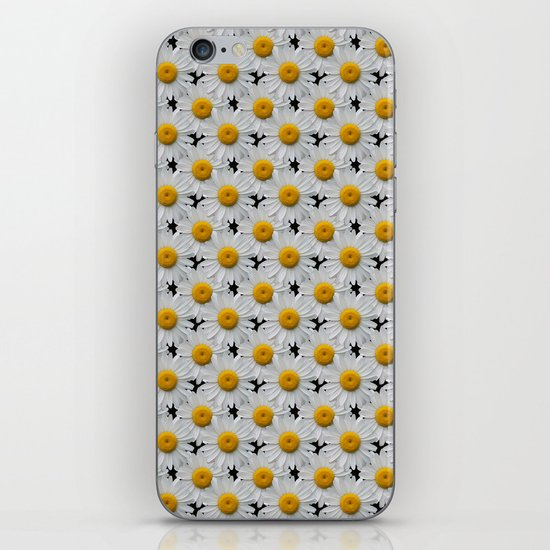 DAISY CHAINS iPhone & iPod Skin