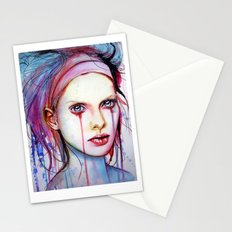 nom de plume (VIDEO IN DESCRIPTION!!) Stationery Cards