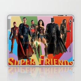 Super Friends Laptop & iPad Skin