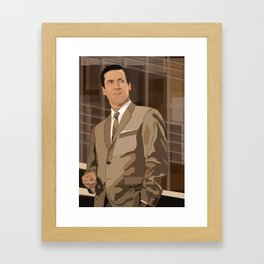 don //////////////////// Framed Art Print
