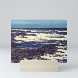 Dangerous Waters Mini Art Print