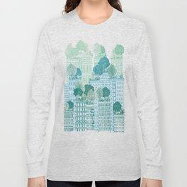 Juniper - A Garden City Long Sleeve T-shirt