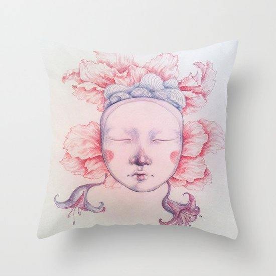 Supremacy Throw Pillow
