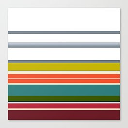 banda Canvas Print