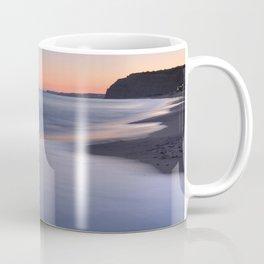 Porto Mos Beach. Algarve. Purple Sunset Coffee Mug