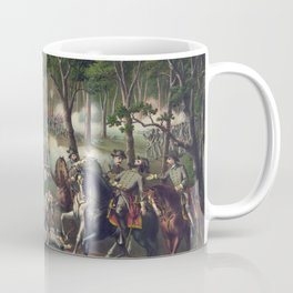 Civil War Battle of Chancellorsville April 30 to May 6, 1863 Coffee Mug