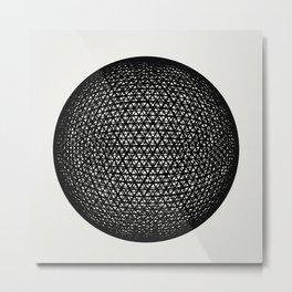 Sphere 1 Metal Print
