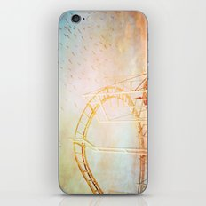Whimsy Ride II iPhone & iPod Skin