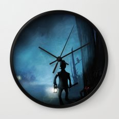 Item Nine Wall Clock