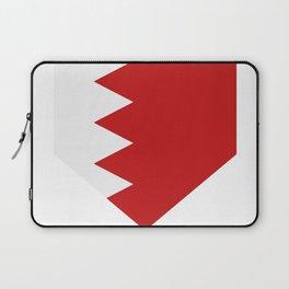 bahrain flag Laptop Sleeve