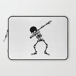Dabbing skeleton (Dab) Laptop Sleeve